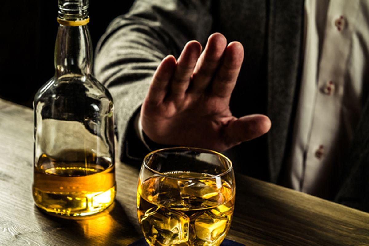 शराब को कहें ना, जिंदगी को कहें हां