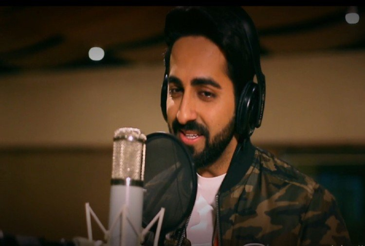 ayushmann khurrana released toffee song bachpan