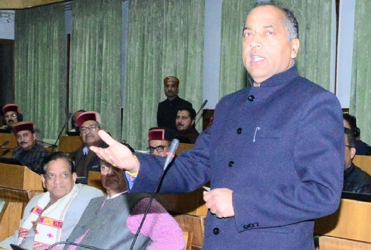 himachal winter assembly session adjourned for Indefinite period