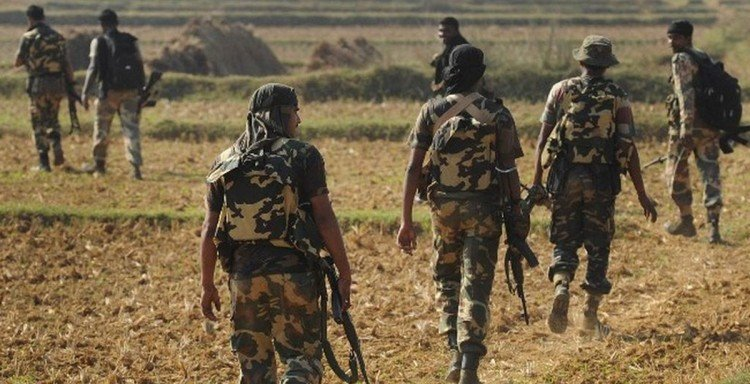 Security forces killed two Maoists in encounter took place in Hazaribagh