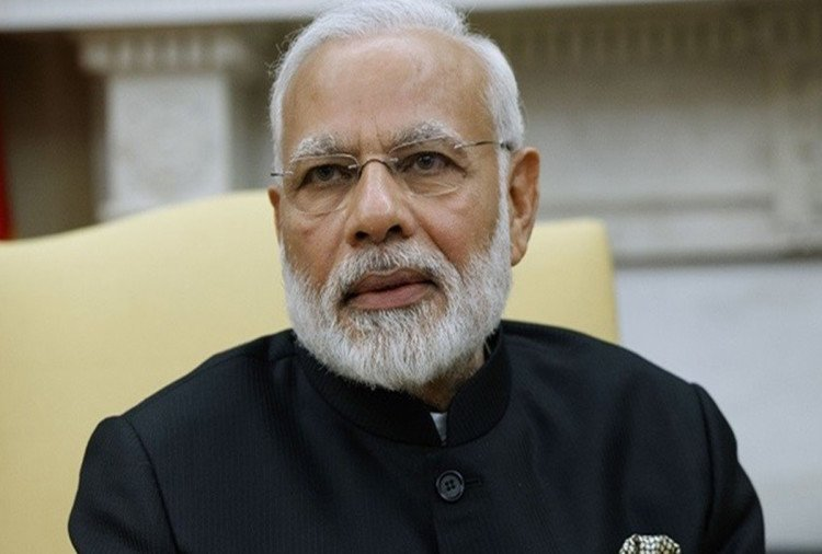 PM Modi Stands at top third position in Gallup international survey for world famous leaders