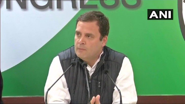 Rahul Gandhi demands Judge Loya death hearing in Supreme court