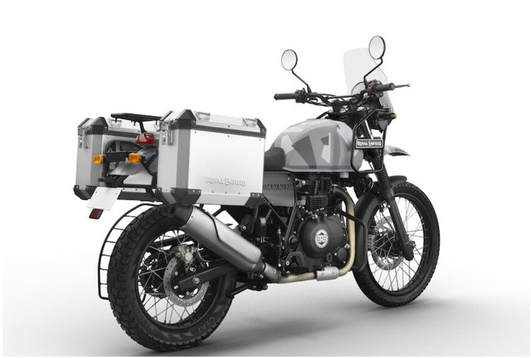 Royal Enfield Himalayan Sleet limited edition
