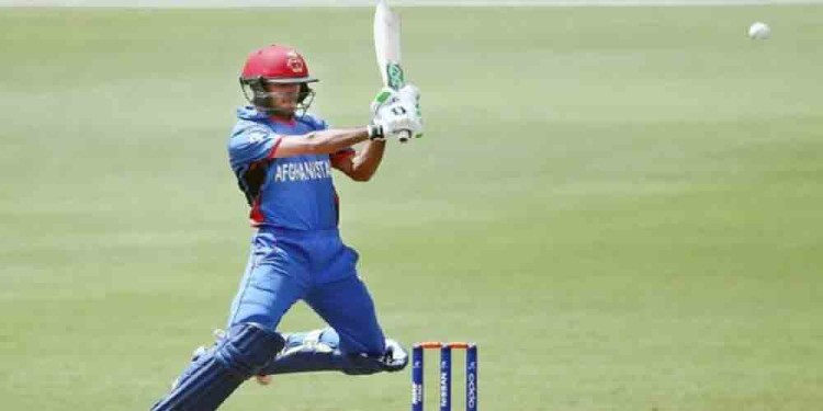 icc under 19 world cup afghanistan beat pakistan by five wickets