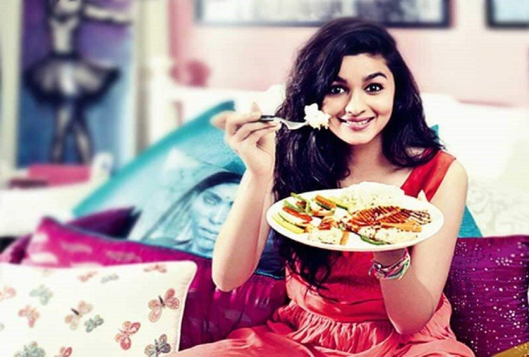 Badrinath ki Dulhania Alia Bhatt Diet and Fitness routine