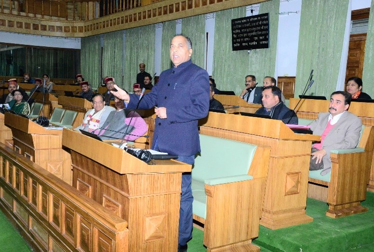 himachal assembly winter session negligence of officers