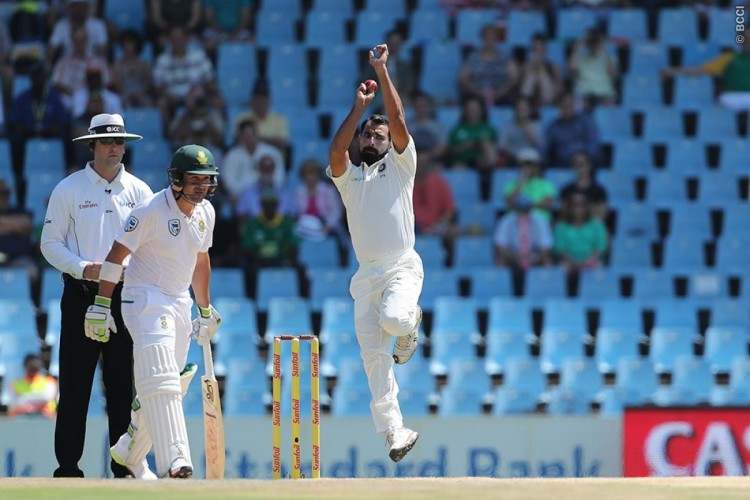 india v south africa second test firts day made these five records