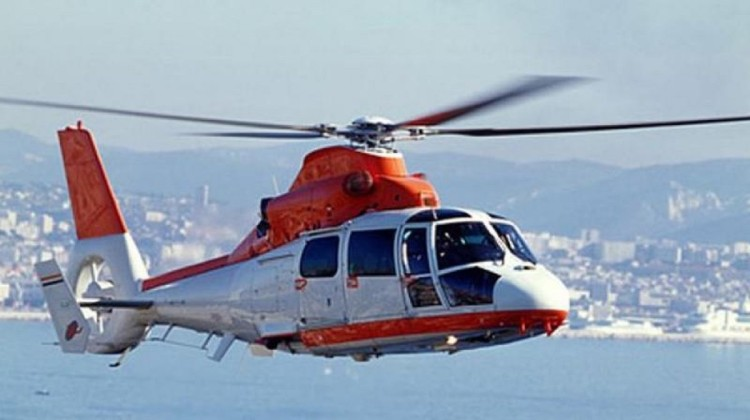 Helicopter carrying 7 people gone missing and nobody have information about its whereabouts
