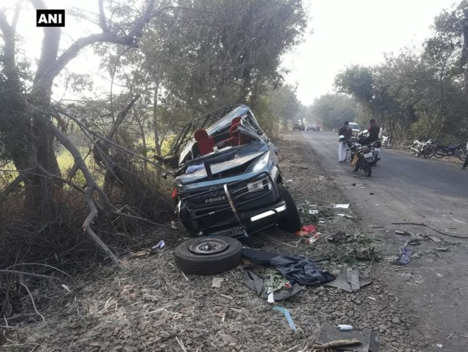 Six Wrestlers died in a road accident in Maharashtra all were returning from a local competition