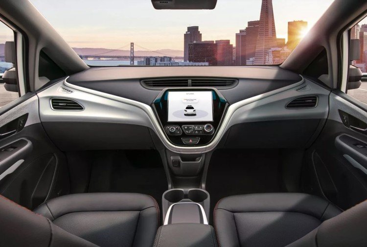 Cruise AV Driverless car
