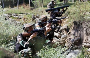70th army day- indian army killed Pakistan Army soldiers along LOC in Jandrot, Kotli sector