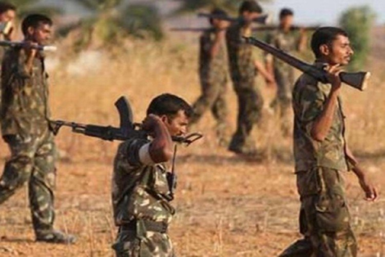 Jharkhand: 5 Naxals killed during an encounter with security forces in Latehar's Bhargav