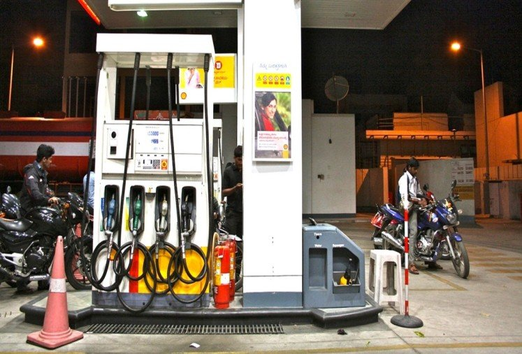 government raised tax on petrol diesel by 9 times in last 15 month