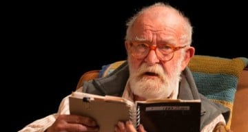Athol Fugard - South African playwright, novelist, actor and director
