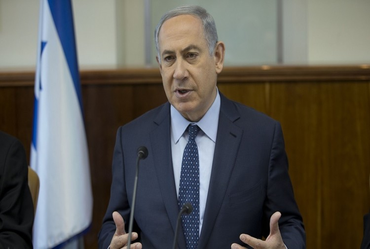 Recommendation of allegations of corruption against Israel PM Netanyahu