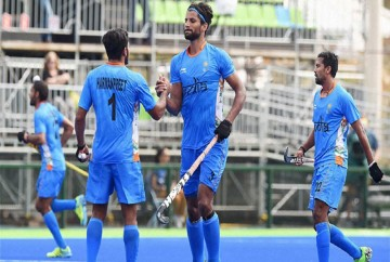 india beat japan in four nation hocky tournament