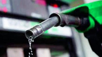 water dropped out from petrol pump, seal