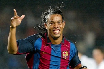 Ronaldinho top ten goals in football tournaments