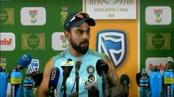 INDvSA: Virat kohli new plan for third test at johannesburg