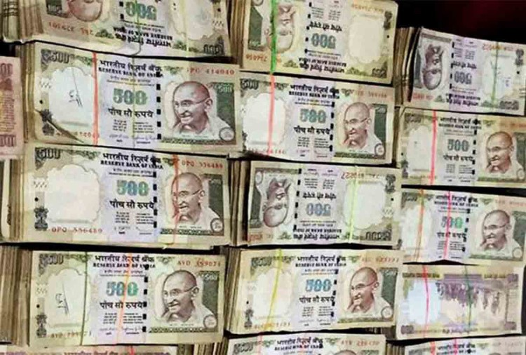 Old currency notes worth Rs 80 crore seized from Kanpur