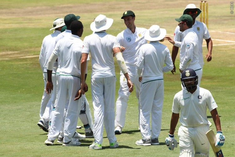 team india creates these five shameful records in centurion test