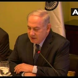 मुंबई: भारतीय CEO से मिले इजरायली PM नेतन्याहू, 26/11 पीड़ितों को देंगे श्रद्धांजलि