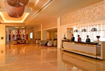hotel to give information regarding star rating on website and reception
