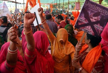 padmaavat row rajasthan jauhar rally by rajput women to be held in chittorgarh on sunday