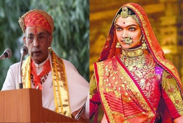 padmavati controversy- former royal families disappointed with supreme court