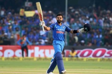 BCCI president says Virat Kohli is a living example for every cricketer