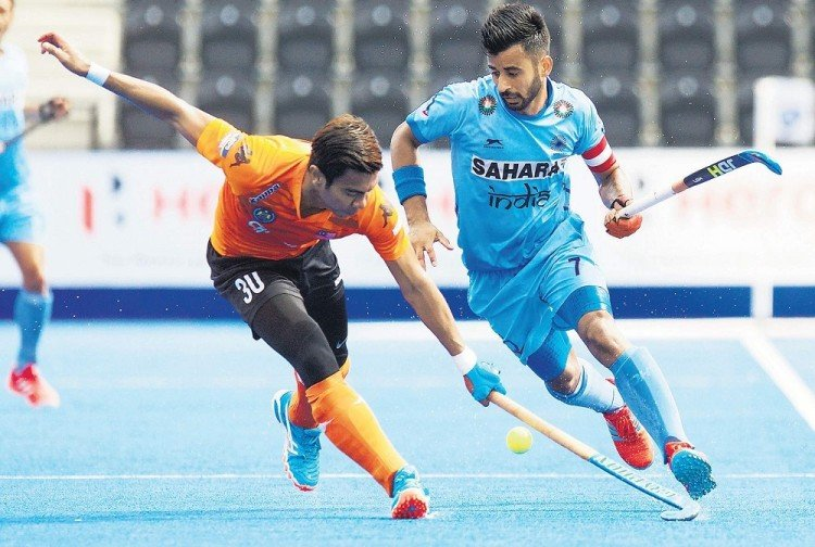 belgium defeat india by 0-2 in four nation hocky tournament
