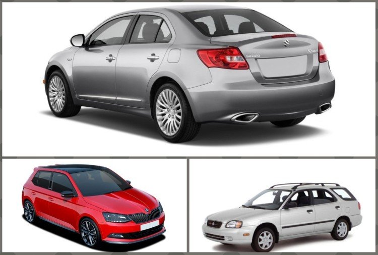 top 5 unsucessful car in India: Ford Fusion to Skoda Fabia