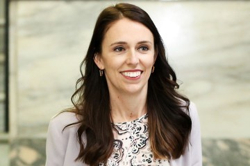 New Zealand's Prime Minister Jacinda Ardern is pregnant