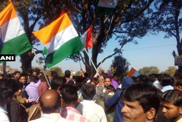 congress wins 20 wards out of 24 in Raghogarh Nagar Palika election