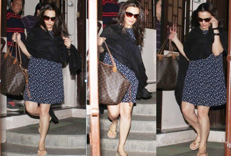 Preity Zinta is pregnant and hiding her BABY BUMP