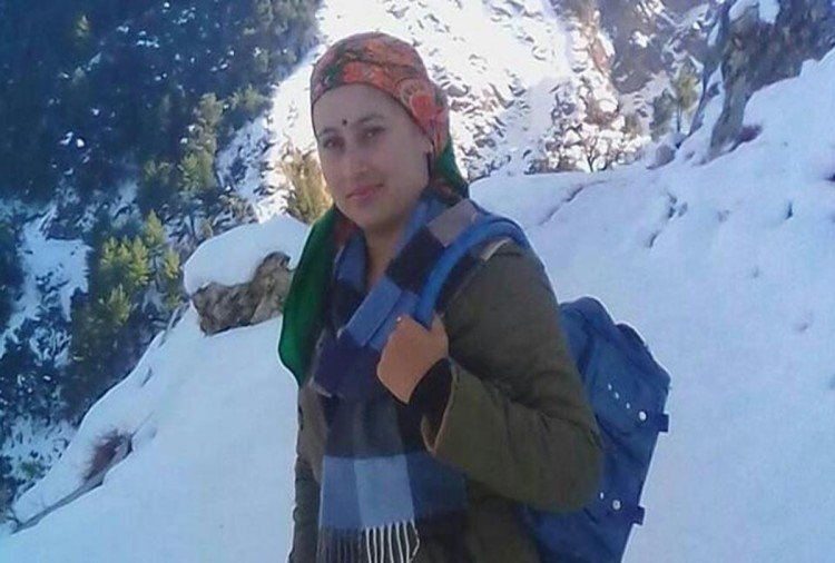 A female health worker from himachal now calendar girl of WHO