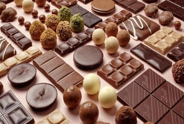 how these 5 chocolates get unique names