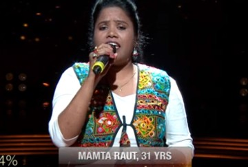 show rising star contestant mamta raut story is so emotional