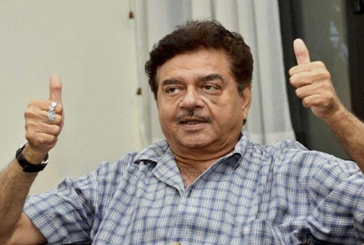 bjp mp shatrughan sinha said that now government is one man show and party became two man army