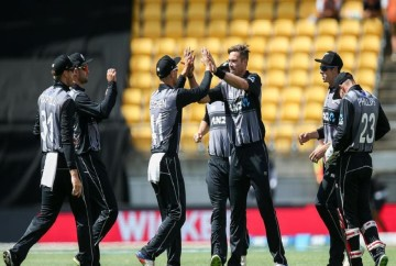New zealand won against pakistan in first twenty-twenty match