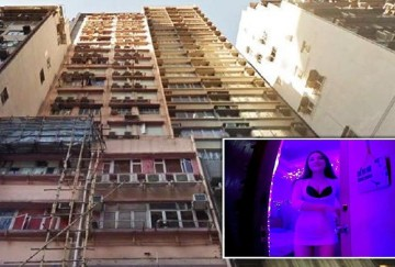 This building is most infamous around the world just because of the prostitution