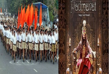 padmaavat rss also not interested in release of this film