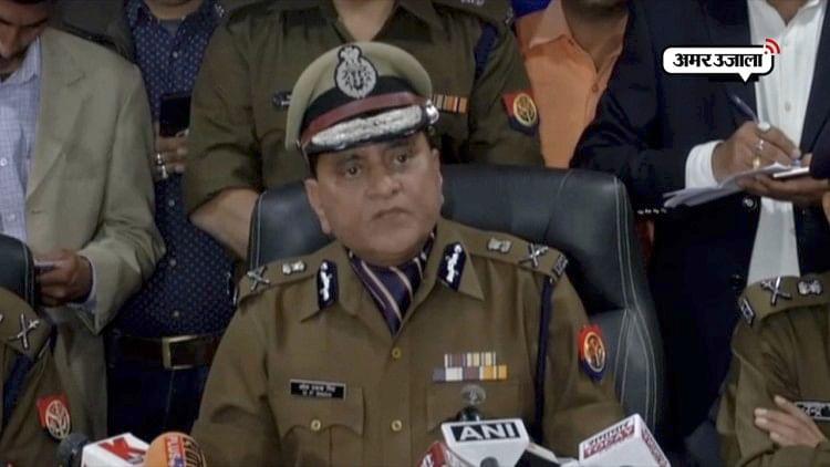 डीजीपी ओमप्रकाश सिंह बुधवार को प्रेस कॉन्फ्रेंस कर प्रदेश में अपराधों में कमी होने का दावा कर रहे थे, दूसरी तरफ सोनभद्र में भूमि विवाद को लेकर हुए संघर्ष में 10 लोगों की हत्या हो गई और संभल में दो पुलिस कर्मियों को गोली मार बंदी भाग निकले
