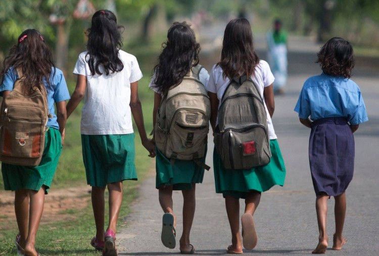Girls beaten in Rajasthan government school