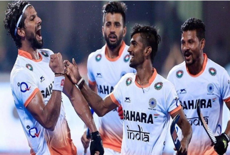 India beat Japan 4-2 in second leg of the Four Nations Invitational Hockey Tournament