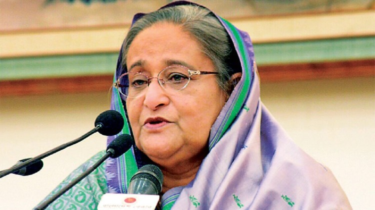 Prime Minister Hasina says Rohingya are a burden for Bangladesh