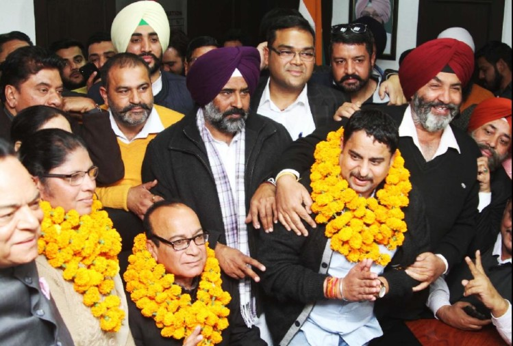 Jagdish Raja elected as Jalandhar mayor