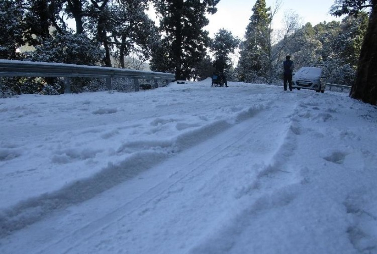 Weather will remain bad in till 12 February, rain and snowfall from tomorrow