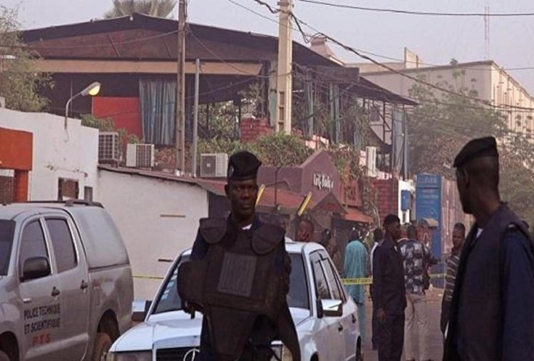 Terrorist attack on Military camp in Mali, 17 including 14 soldiers killed