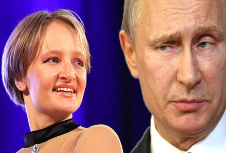 Putin's daughter divorced due to husband's love affair